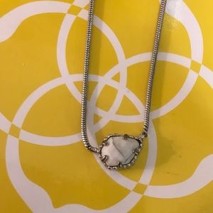 Kendra Scott granite necklace